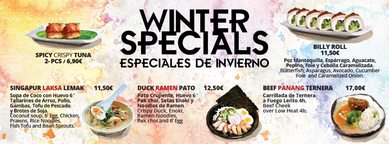 InchBar Comida asiática - Restaurantes en San Pedro Alcántara